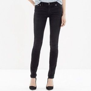 |•Madewell•| 'Alley' Straight Jeans